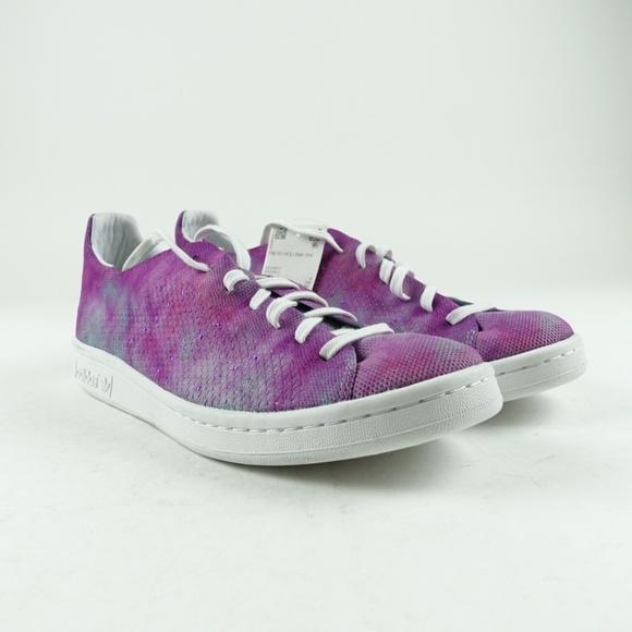 1c4393709e427 Adidas Men Shoes Pharrell Williams Stan Smith R7S5